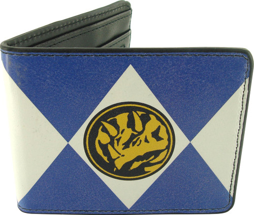 Power Rangers Blue Uniform Wallet