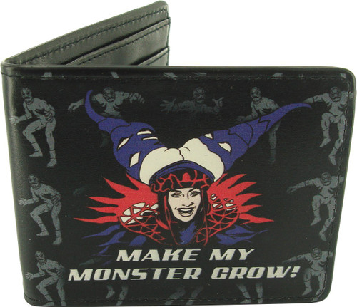 Power Rangers Make My Monsters Grow Wallet