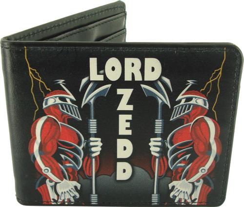 Power Rangers Lord Zedd Wallet