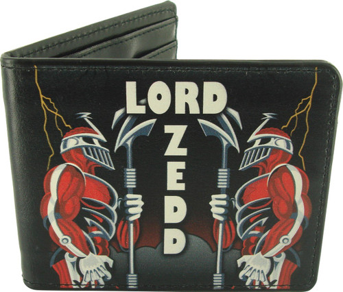 Power Rangers Lord Zedd Wallet