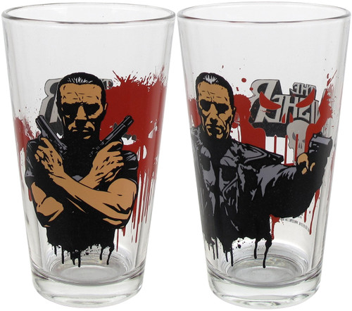 Punisher Collector's Series Pint Glass Set
