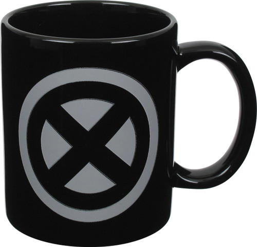 X Men Gray Logo Mug