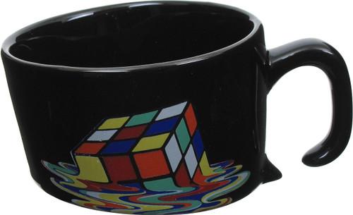 Rubiks Cube Melt Mug