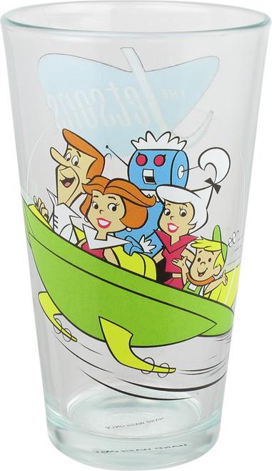 Jetsons Family Toon Tumbler Pint Glass