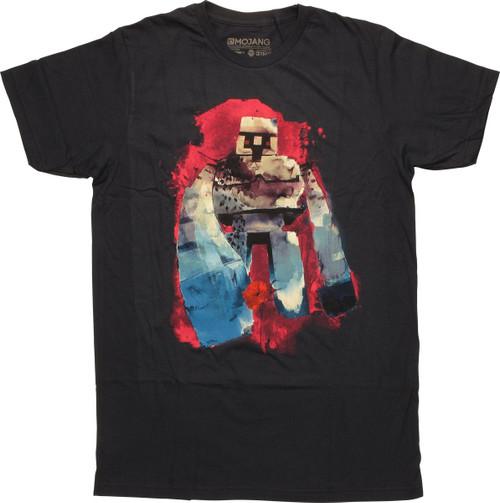 Minecraft Iron Golem T-Shirt
