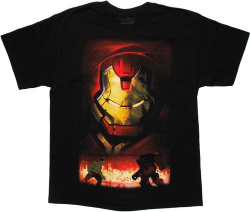 Avengers Hulkbuster Suit T Shirt