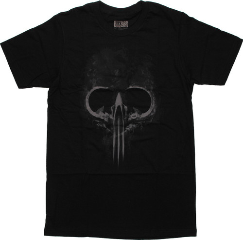 Diablo 3 Skull T-Shirt