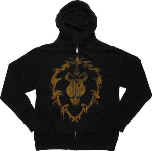 World of Warcraft Alliance Zip Hoodie