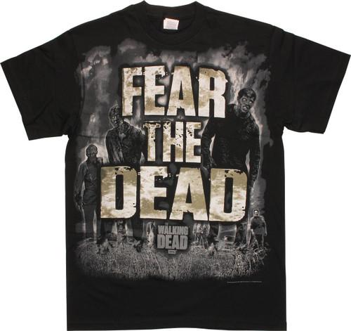 Walking Dead Fear the Dead T Shirt