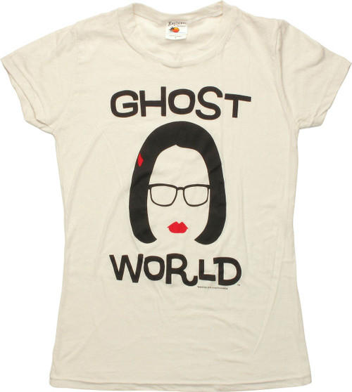 Ghost World Minimal Enid Baby Tee