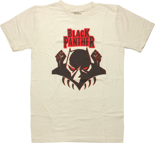 Black Panther Annual Issue 1 T-Shirt Sheer