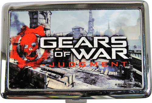 Gears of War Judgment City Large Card Case