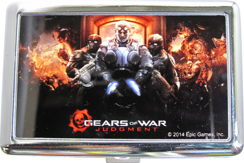 Gears of War Judgment Trenches Large Card Case