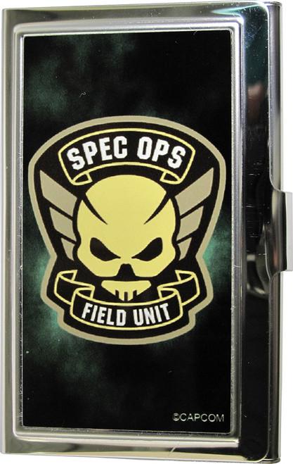 Resident Evil Spec Ops Logo Card Case