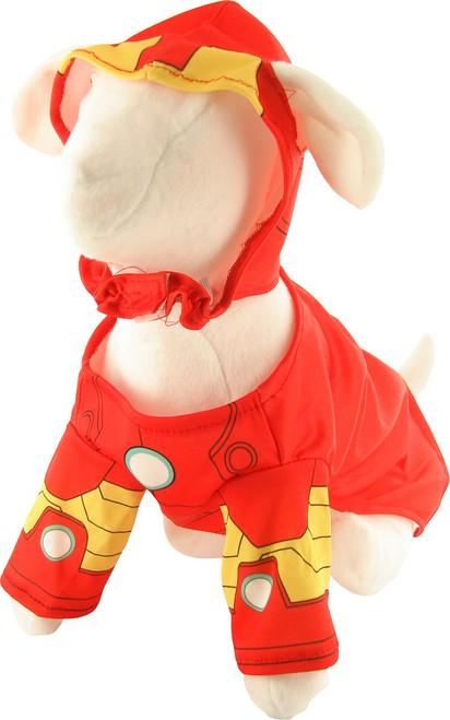 Iron Man Pet Costume