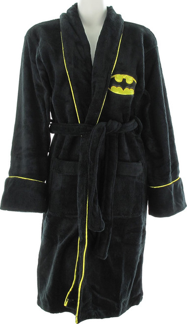 Batman Logo Fleece Youth Robe