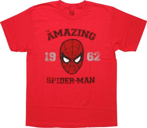 Spiderman Amazing 1962 T-Shirt