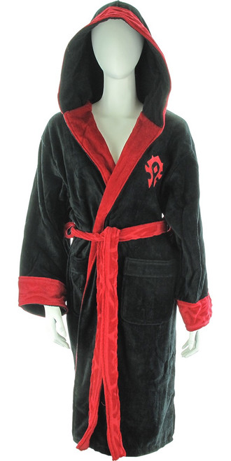 World of Warcraft Horde Logo Junior Robe