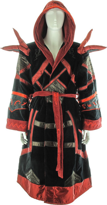 World of Warcraft Bloodfang Armor Robe