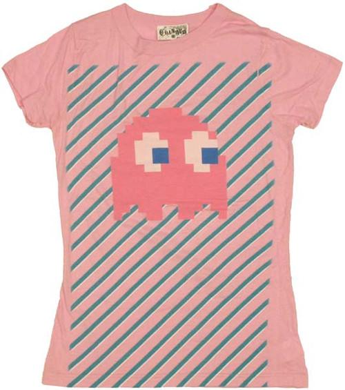 Pac Man Pinky Baby Tee