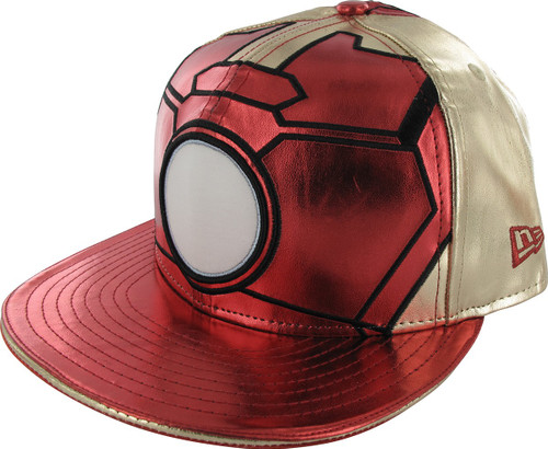 b58b1ab7016ec Iron Man Age of Ultron Armor Glow 59FIFTY Hat