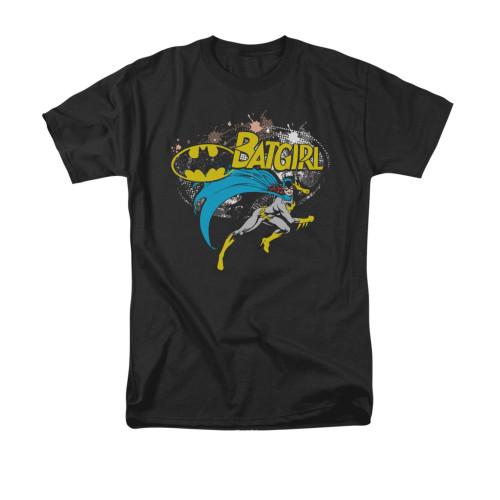 Batgirl Halftone T Shirt