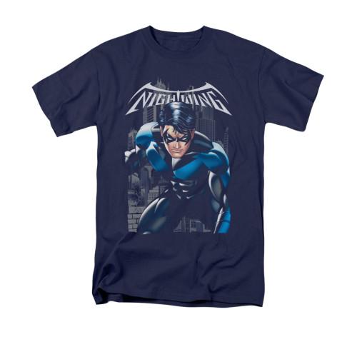 Nightwing Legacy Navy T Shirt