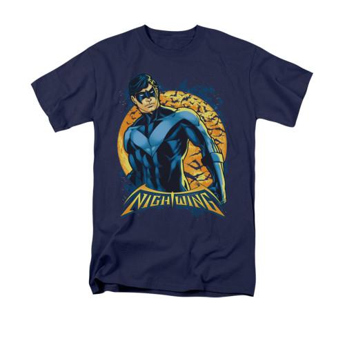 Nightwing Moon T Shirt