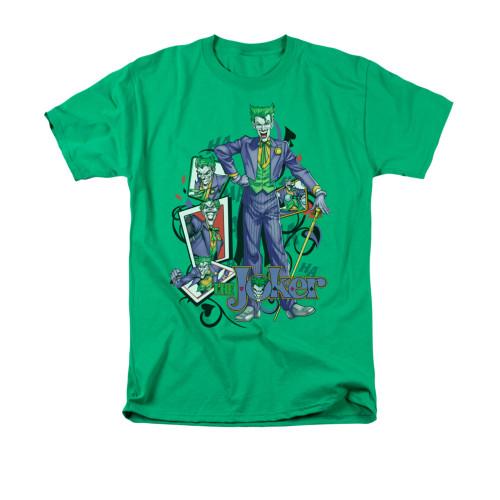 Joker Wild Cards T Shirt