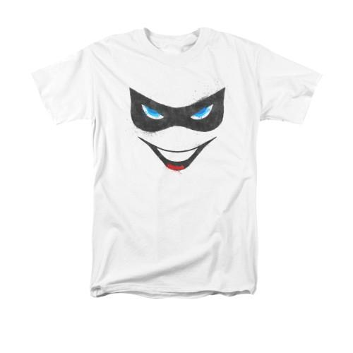 Harley Quinn Harley Face T Shirt