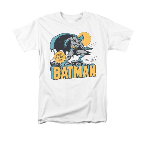 Batman Night Off T Shirt