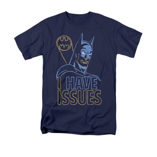 Batman Issues T Shirt