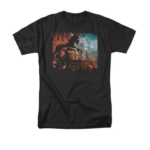 Batman Arkham City City Knockout T Shirt