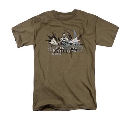 Batman Dark Knight Graffiti T Shirt
