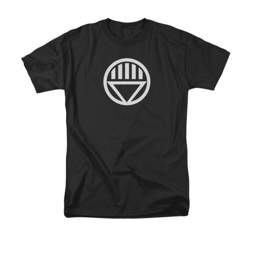 Green Lantern Black Lantern Logo T Shirt