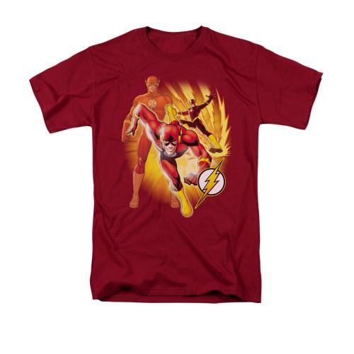 Flash Trio Pose T Shirt