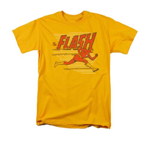 Flash Speed Lines T Shirt
