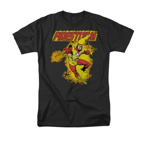 Firestorm Name Logo T Shirt