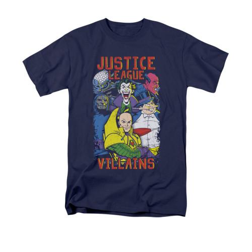 Justice League Villains T Shirt