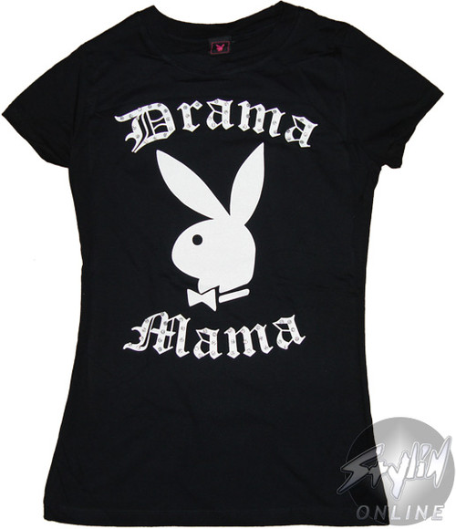Playboy Drama Baby Tee
