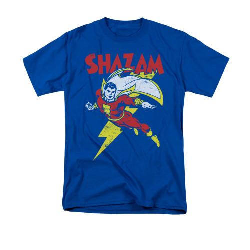 Shazam Let's Fly T Shirt