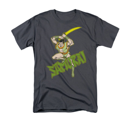 Samurai Over Name T Shirt