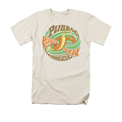 Plastic Man Pliable Prankster T Shirt