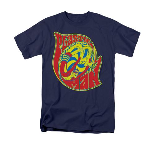 Plastic Man How I Roll T Shirt