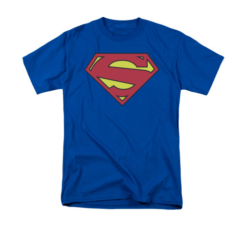 Superman New 52 Shield T Shirt