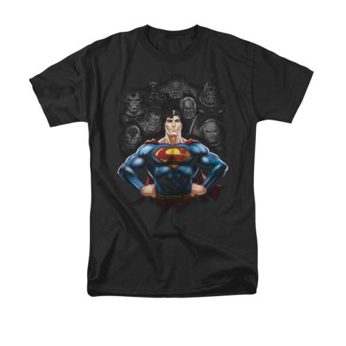 Superman Villains T Shirt