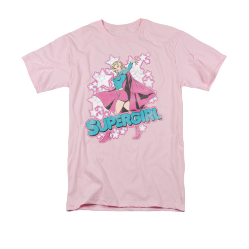 Supergirl Stars T Shirt