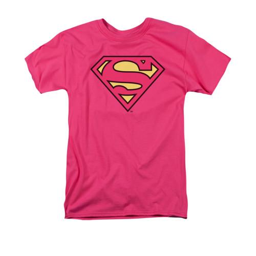 Supergirl Superman Classic Logo T Shirt