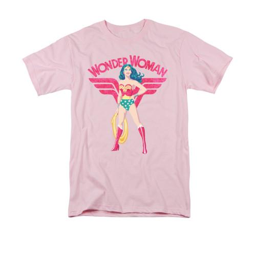 Wonder Woman WW Sparkle T Shirt