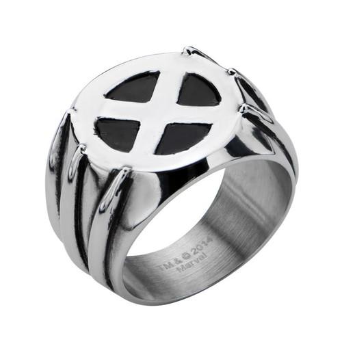 X Men Wolverine Claw Logo Ring